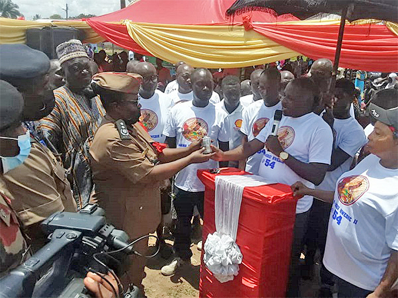 You are currently viewing Ashanti Region needs more Fire Stations- DCFO Boakye