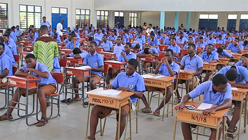 58,033 candidates set for WASSCE in Bono, Bono East and Ahafo Regions
