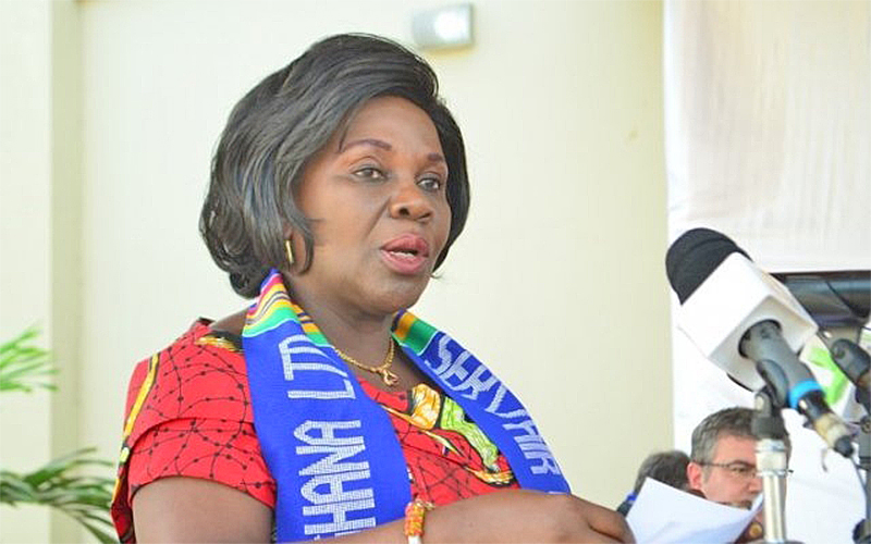 Potable water soon! Cecilia Daapah assures deprived communities in V/R