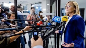 Dutch Foreign Minister Sigrid Kaag quits over Afghanistan chaos