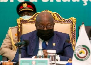 ECOWAS meets in Accra on Guinea's political impasse