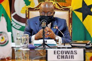 Guinea Coup: President Akufo-Addo convenes virtual emergency meeting of ECOWAS Heads