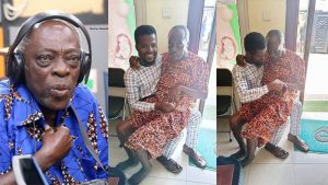 Read more about the article Ghanaian Actor Kohwe dies