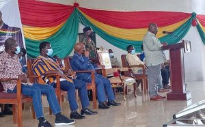 Government to work on water expansion in Hohoe – President Akufo-Addo