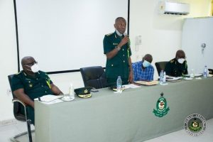 Read more about the article Immigration Officers urged to support development initiative