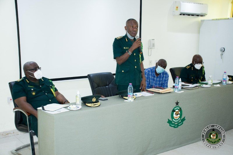 You are currently viewing Immigration Officers urged to support development initiative