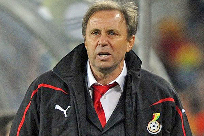 You are currently viewing 2-year contract for Serbian Milovan Rajevac as Black Stars Coach