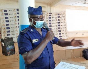 Sandema Police appeal for fuel to boost patrol duties