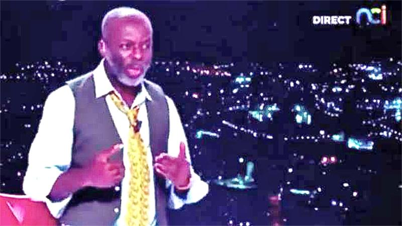 Ivory Coast TV host sentenced for condoning rape