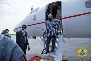 Presidency responds to claims on Presidential travels