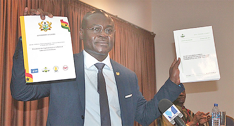 You are currently viewing President Akufo-Addo reappoints Alex Dodoo as Director-General of Standards Authourity