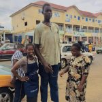 Tallest man in Volta lands ambassadorial contract with Twellium Industrial Company