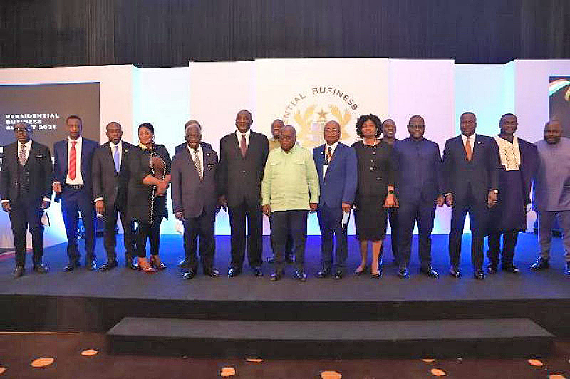 Government will deepen private sector engagement to make Ghana self-reliant – President