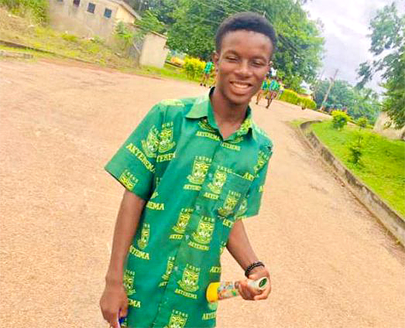 You are currently viewing A/R: Tweneboa Kodua SHS student jumps to his death