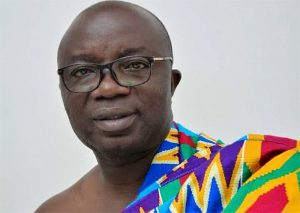Osei Assibey Antwi is New NSS Boss