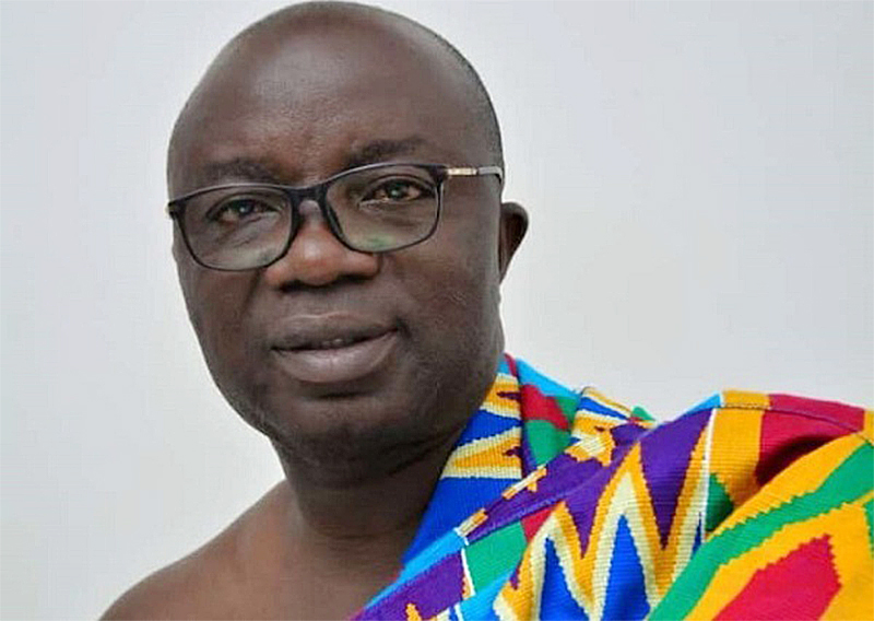 You are currently viewing Osei Assibey Antwi is New NSS Boss