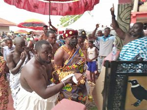 Read more about the article A/R: Ejura Traditional Council advocates speedy implementation of Committee's Report on recent skirmishes