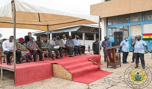 """Read more about the article """"Struggling Neoplan Ltd. To Be Absorbed Into 1d1f Initiative"""" – President Akufo-Addo"""