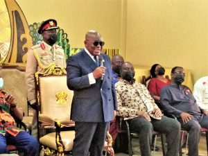 Read more about the article President Akufo-Addo optimistic about Kumasi International Airport completion