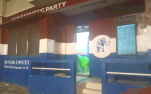 Read more about the article Tension in Bantama NPP over party album