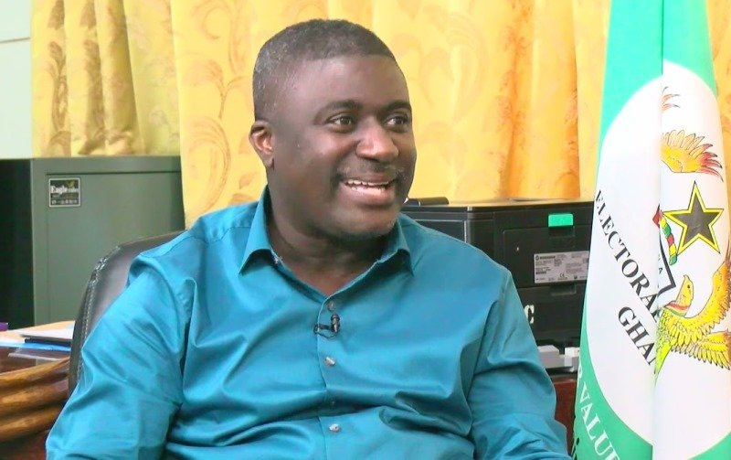 You are currently viewing We have not created new constituencies – EC