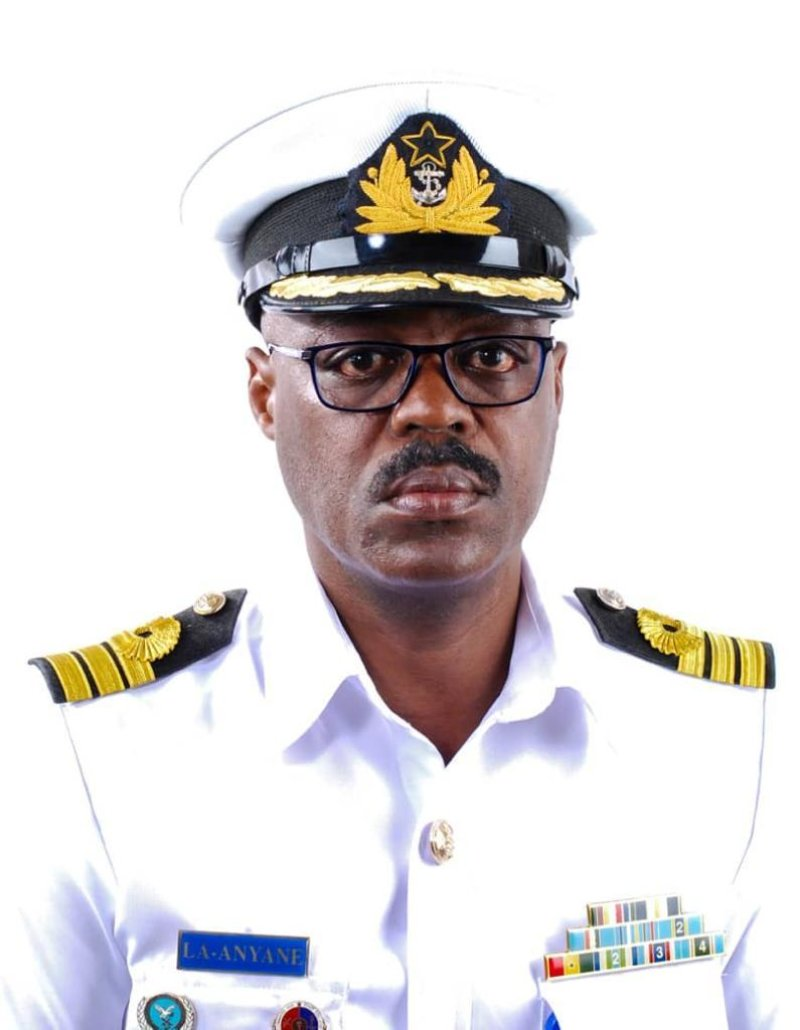 You are currently viewing Ghana Navy averts pirate attack on fishing vessel
