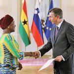 Ghana's ambassador to Italy dies of cardiac arrest