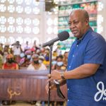 Don't obstruct anyone from contesting as flagbearer – Mahama to NDC executives