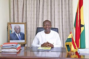 Read more about the article Consider Entrepreneurship, Public Sector Payroll Full – Ofori-Atta To Youth