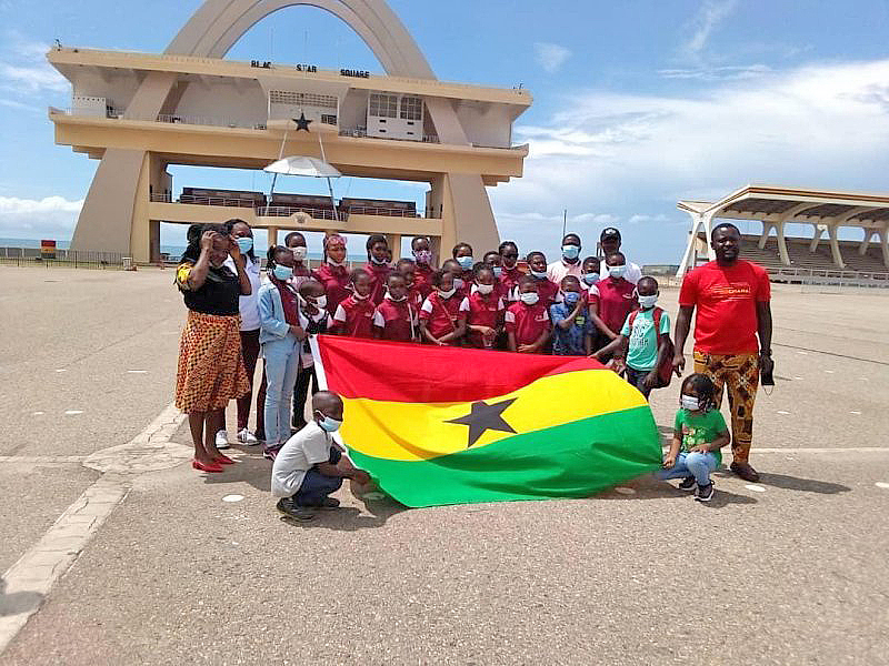 You are currently viewing GTA, KIT embark on city tour for children to commemorate World Tourism Day