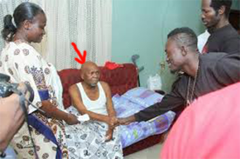 You are currently viewing Kumawood actor King Aboagye Brenya dead at 82