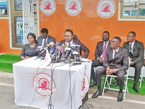 Read more about the article Admit 499 students who passed Law entrance examination- SRC